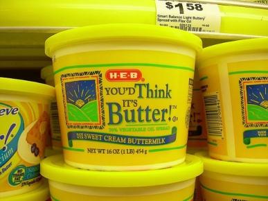 I believe it's not 'I Can't Believe It's Not Butter'! (ebaumsworld.com)
