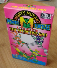 Mighty Mutant Power Turtles (none of which is actually a turtle) (acidcow.com)