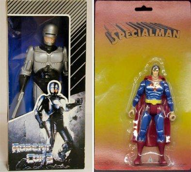 Robert Cop and Specialman (ebaumsworld.com)