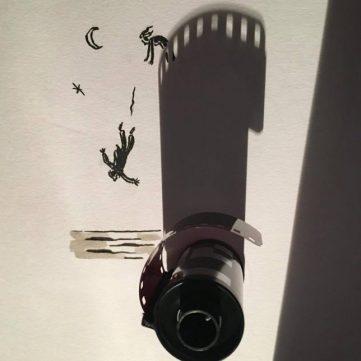 Shadow Art 3 - by Vincent Bal (weburbanist.com)