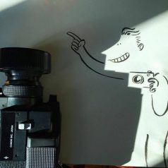 Shadow Art 4 - by Vincent Bal (weburbanist.com)