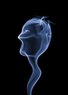 Smoke plume - photographer Thomas Herbrich (thisiscolossal.com)