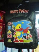 Sonic the Hedge President, greatest boy wizard ever! (acidcow.com)