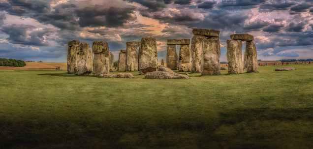 Stonehenge (pexels.com)