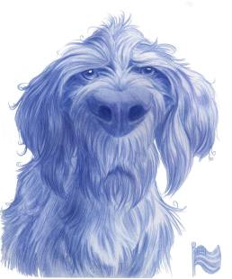 Animal Caricatures No. 17 by SuperStinkWarrior (deviantart.com)