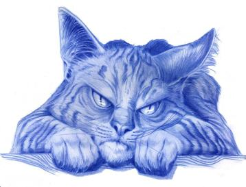 Animal Caricatures No. 20 by SuperStinkWarrior (deviantart.com)