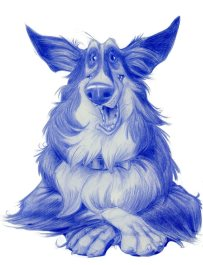Animal Caricatures No. 31 by SuperStinkWarrior (deviantart.com)