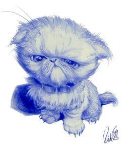 Animal Caricatures No. 36 by SuperStinkWarrior (deviantart.com)