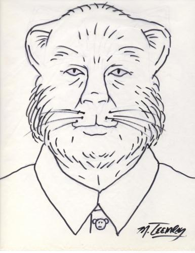 'Chairman Meow' by Mitch Teemley