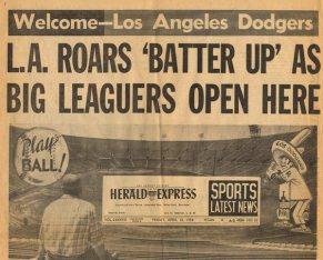 Herald Express 1959