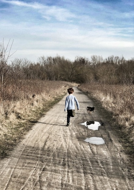 Kid Alone by Michal Bres (pixably.com)