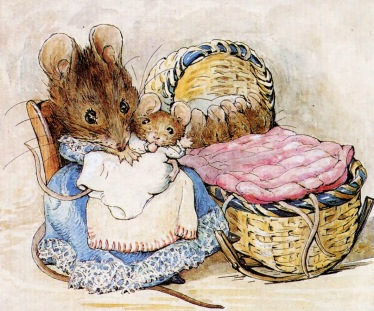 Mama Mouse by Beatrix Potter