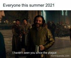 Since the Plague (boredpanda.com)