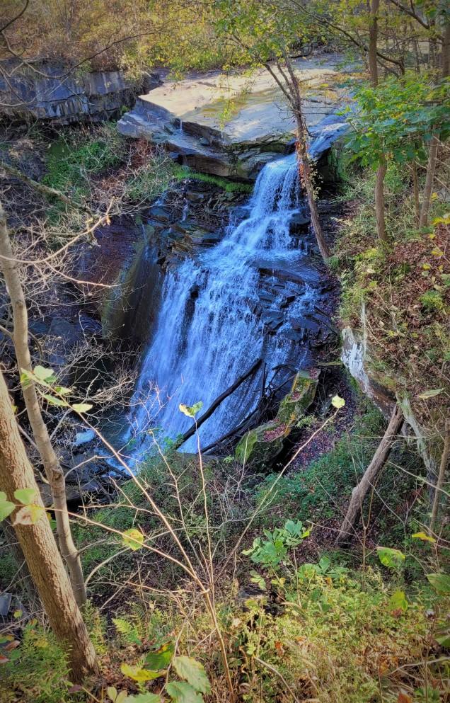 Cuyahoga Valley National Park,Ohio - Brandywine Falls