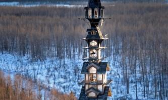 Dr. Seuss House, Alaska (rent.com.au)