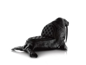 'I am (siting on) the walrus, goo-goo-ga-chair' (1stdibs.com)