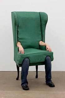 Let the chair sit on you for a change!(1stdibs.com)