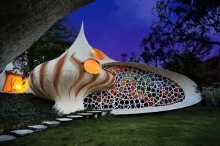 Nautilus House, Mexico City (tinyhousefor.us)