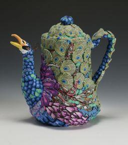 Teacock teapot (etsy.com)