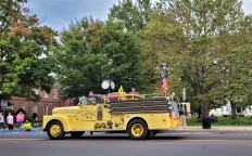Westfield Homecoming Parade 1